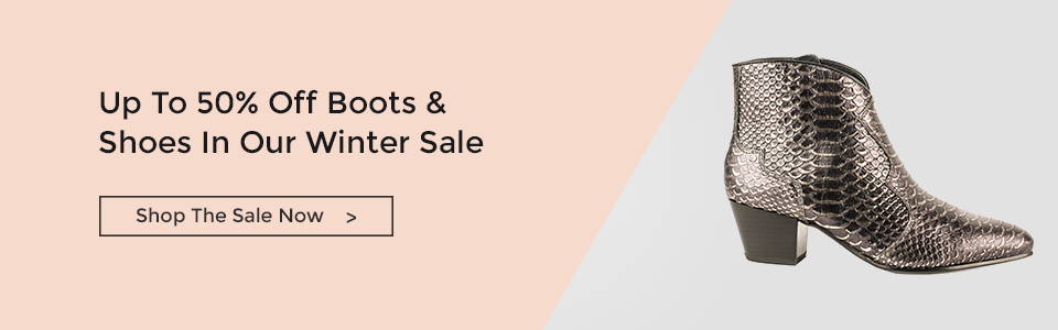 Shop All AW16 Boots & Shoes