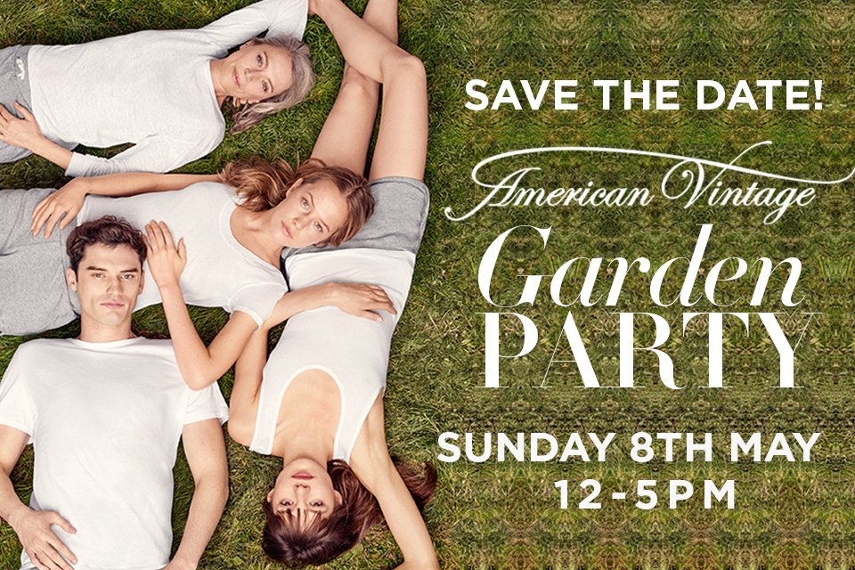 American Vintage In Store Event