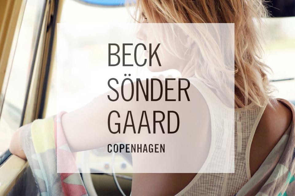 SS15 Becksondergaard Inspiration