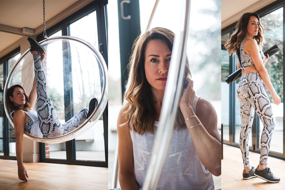 Guest Blog: Activewear with Yoga Teacher Emma Morreale