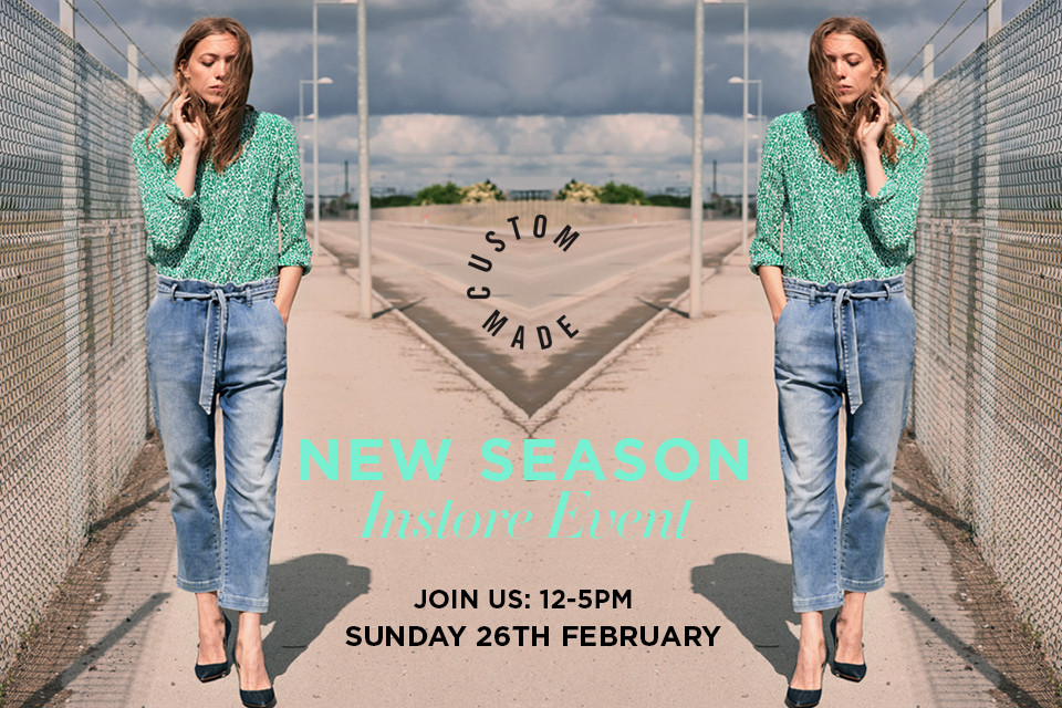 You're Invited: New Season Event