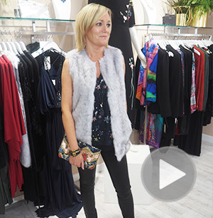 Deryane's Christmas Party Outfit Video