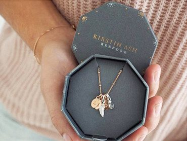 Kirstin Ash JEWELLERY - CHRISTMAS DAY GIFT IDEAS