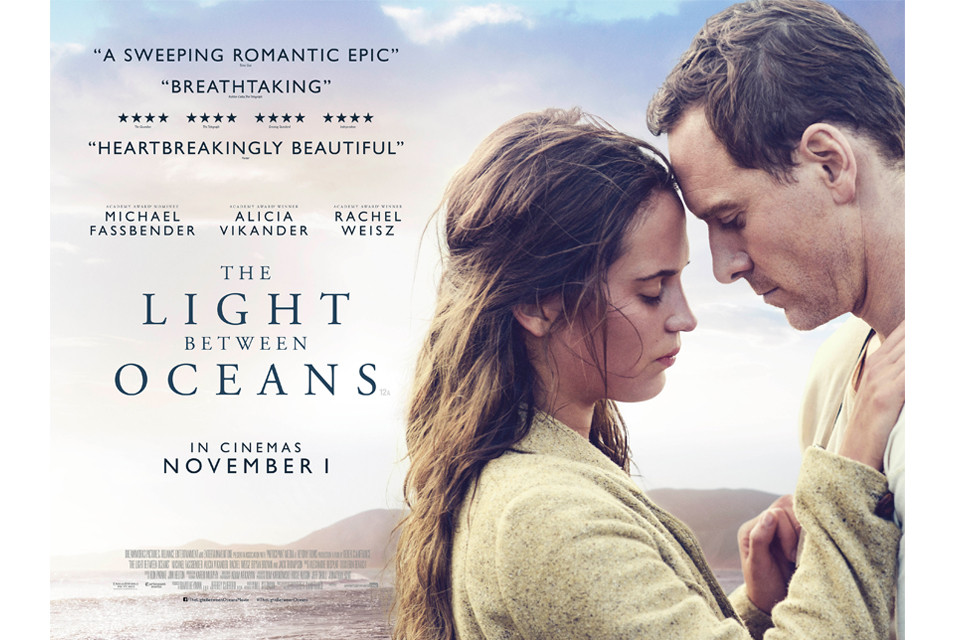 The Light Between Oceans Competition: 100 ELEMIS & Becksondergaard Goody Bag Giveaway