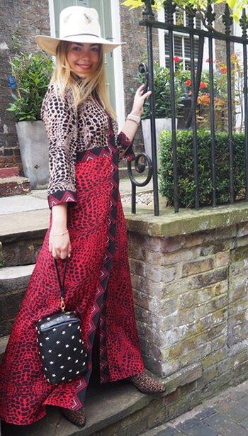 Lookbook Outfit 4 - Rocking New Season Hayley Menzies