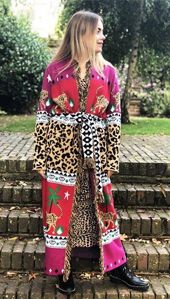 Lookbook Outfit 1 - Rocking New Season Hayley Menzies