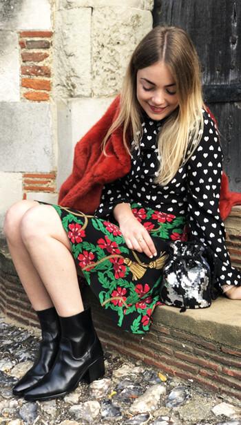 Lookbook Outfit 2 - Rocking New Season Hayley Menzies