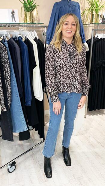 Outfit 1 - Mayla Stockholm Showcase