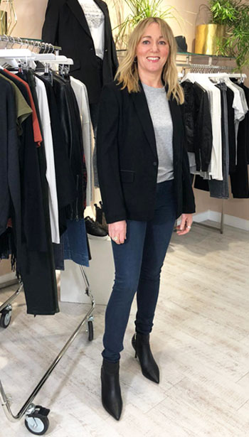 Rag & Bone = Cool, Effortless and Super Chic - Outfit Three