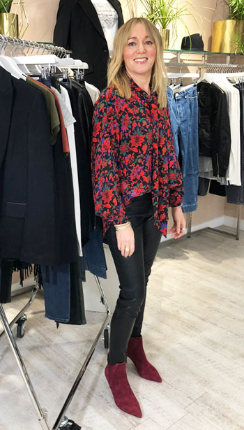 Rag & Bone = Cool, Effortless and Super Chic - Outfit One