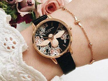Olivia Burton Animal Motif Watches