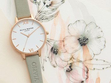Olivia Burton Big Dial Watches