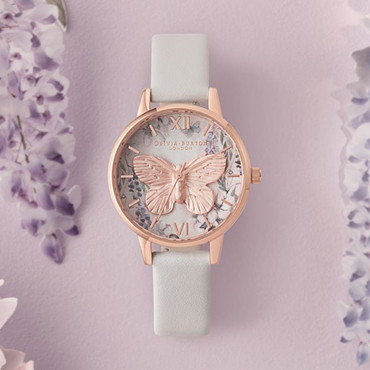 OLIVIA BURTON BUTTERFLY OLIVIA BURTON WATCHES