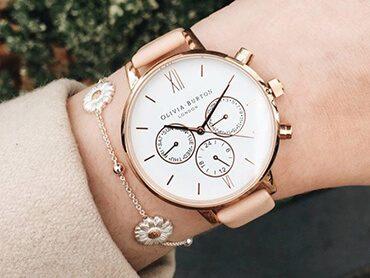 Olivia Burton Chrono Detail Watches