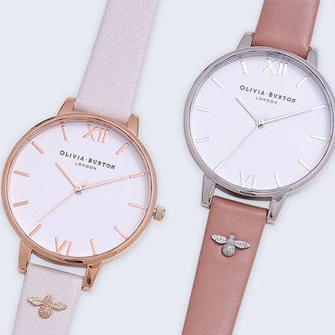 EMBELLISHED OLIVIA BURTON WATCHES