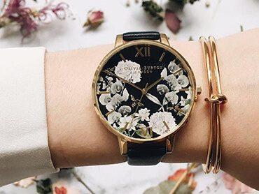 Olivia Burton Floral Watches