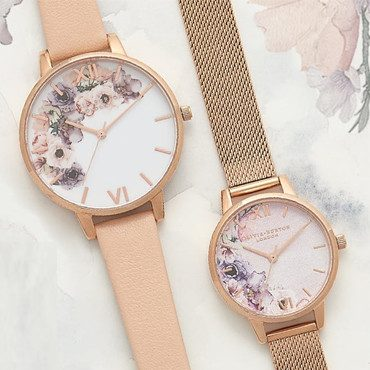 Olivia Burton Floral Watches