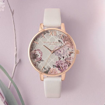 Olivia Burton Glasshouse Watches