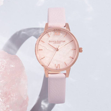 Olivia Burton Semi Precious Watches