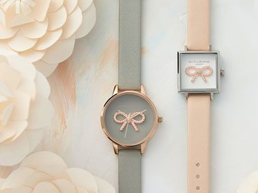 Olivia Burton Vintage Bow Watches