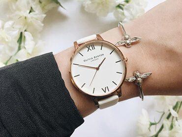 Olivia Burton White Dial Watches