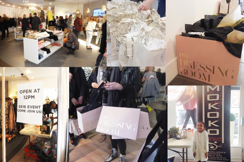 Our SS16 In Store Event