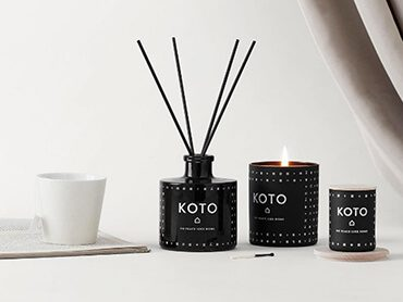 SKANDINAVISK CANDLES & DIFFUSERS - HOME & LIFESTYLE