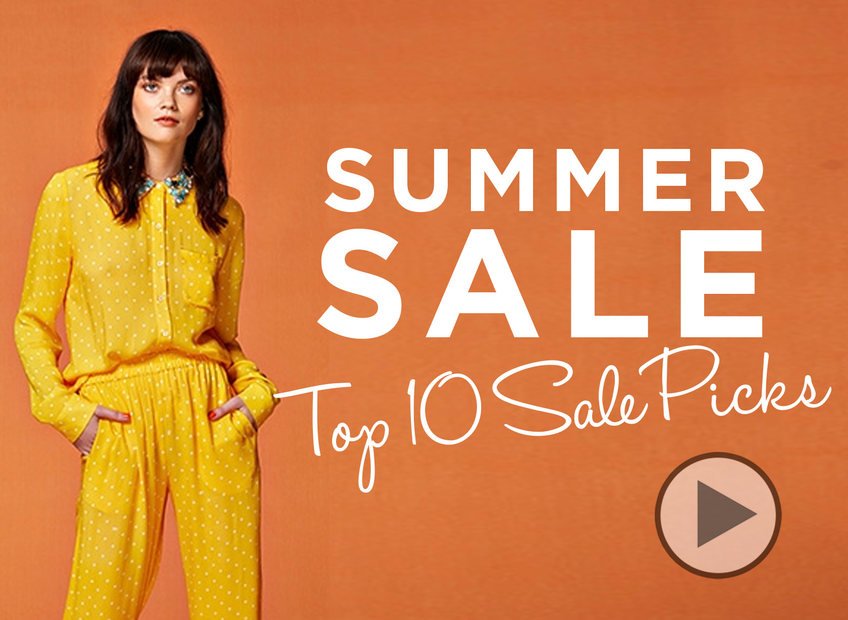 Summer Sale - Top 10 Sale Picks Video