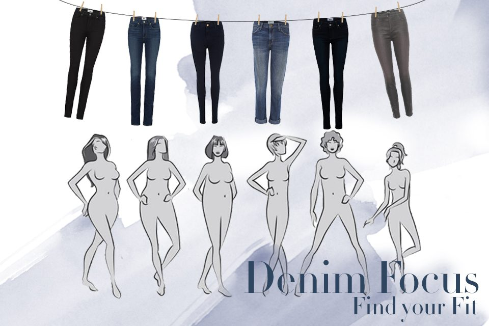 Denim Focus: Find your Fit
