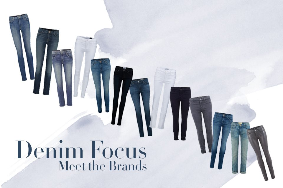 Denim Focus: Meet the Brands