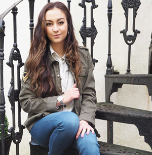 Exclusive collaboration with Blogger Beth Norton at The Dressing Room