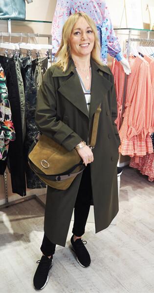 Deryane's New Season Trends - Outfit Three
