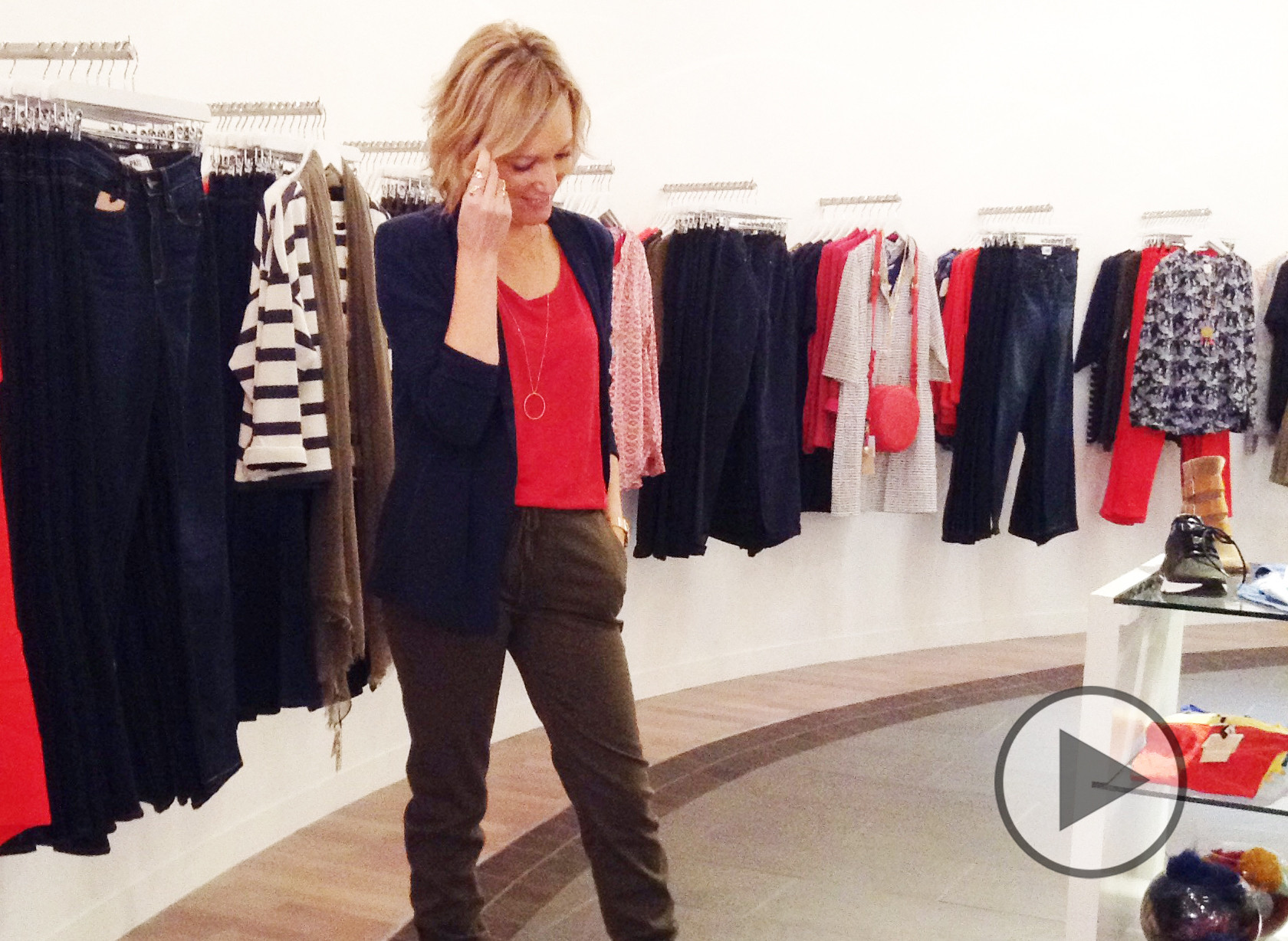 Deryane's Buy Now Wear Now SS16 Styling Video!
