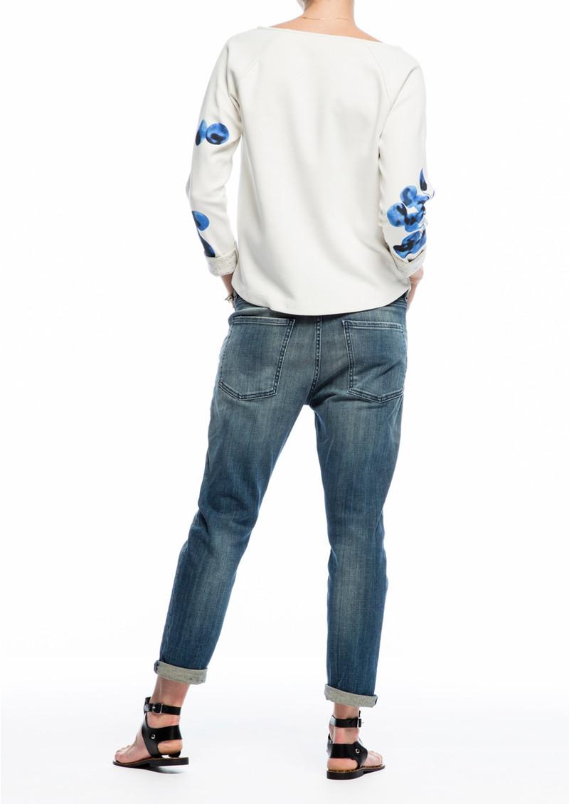 Maison Scotch Printed Sweater - Combo C main image