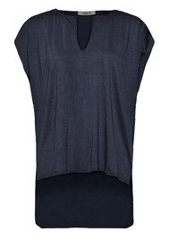 Great Plains Easy Mix Turn Top - True Navy