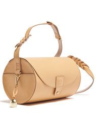BELL & FOX Large Barrel Bag - Tan