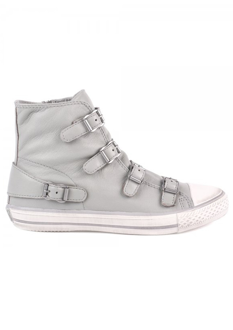 Ash Virgin Buckled Trainers - Marble main image