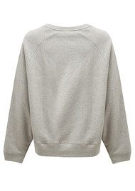 American Vintage Corydon Sweatshirt - Heather Grey