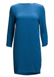 2nd Day Rothko Dress - Cobalt Blue