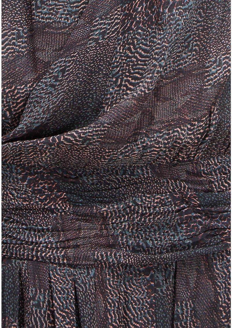 Pyrus Drury 3/4 Length Dress - Multi Animal Print main image