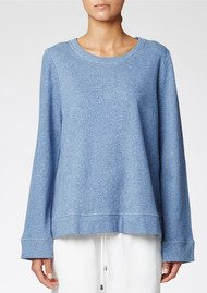 Twist and Tango Sibel Sweater - Denim Melange