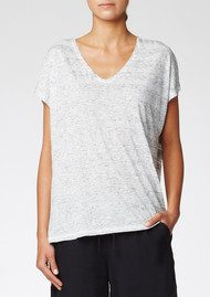 Twist and Tango Jennifer Top - White & Black
