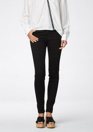 Twist and Tango Julie Denim Trousers - Black
