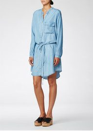 Twist and Tango Gemma Dress - Light Blue Denim