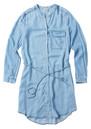 Twist and Tango Gemma Dress - Light Blue Denim