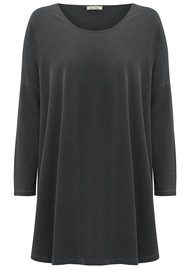 American Vintage Edinville Long Sleeve Dress - Black