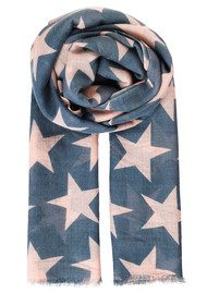 Becksondergaard Supersize Supernova Scarf - Dusty Rose