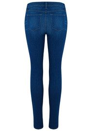 J Brand Mid Rise Super Skinny Jeans - Enigma
