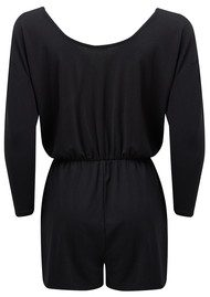American Vintage Cyokerstate Culotte Suit - Black