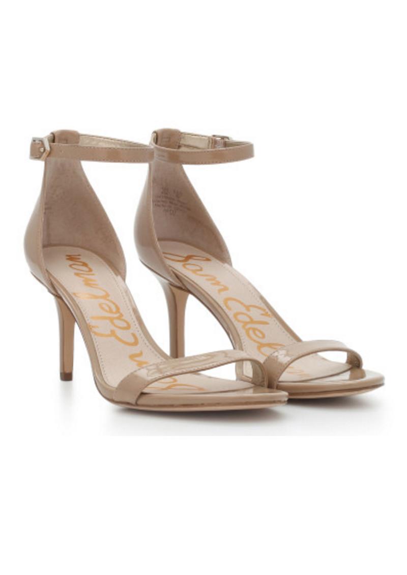 Sam Edelman Patti Patent Heels - Classic Nude main image